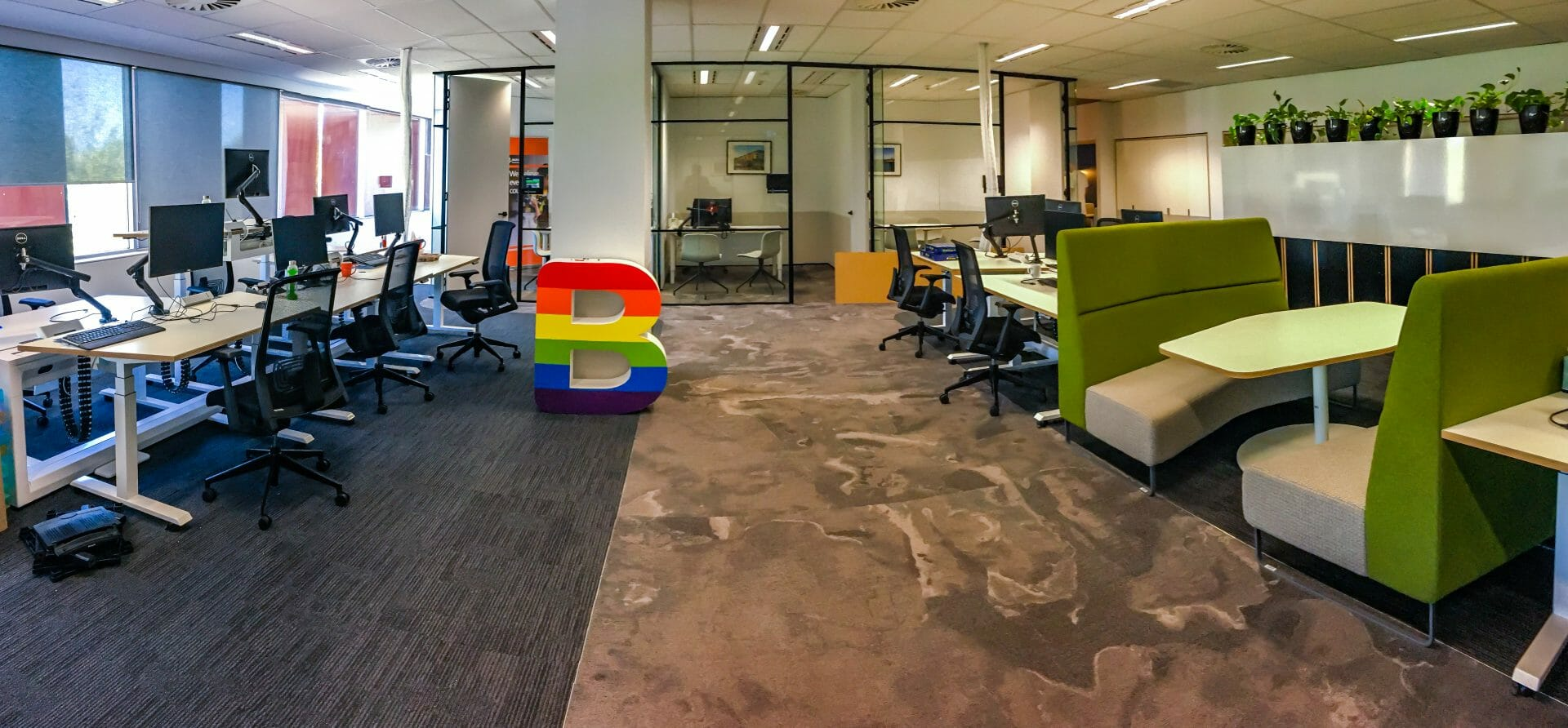 a workplace fitout project for Accenture Australia Office