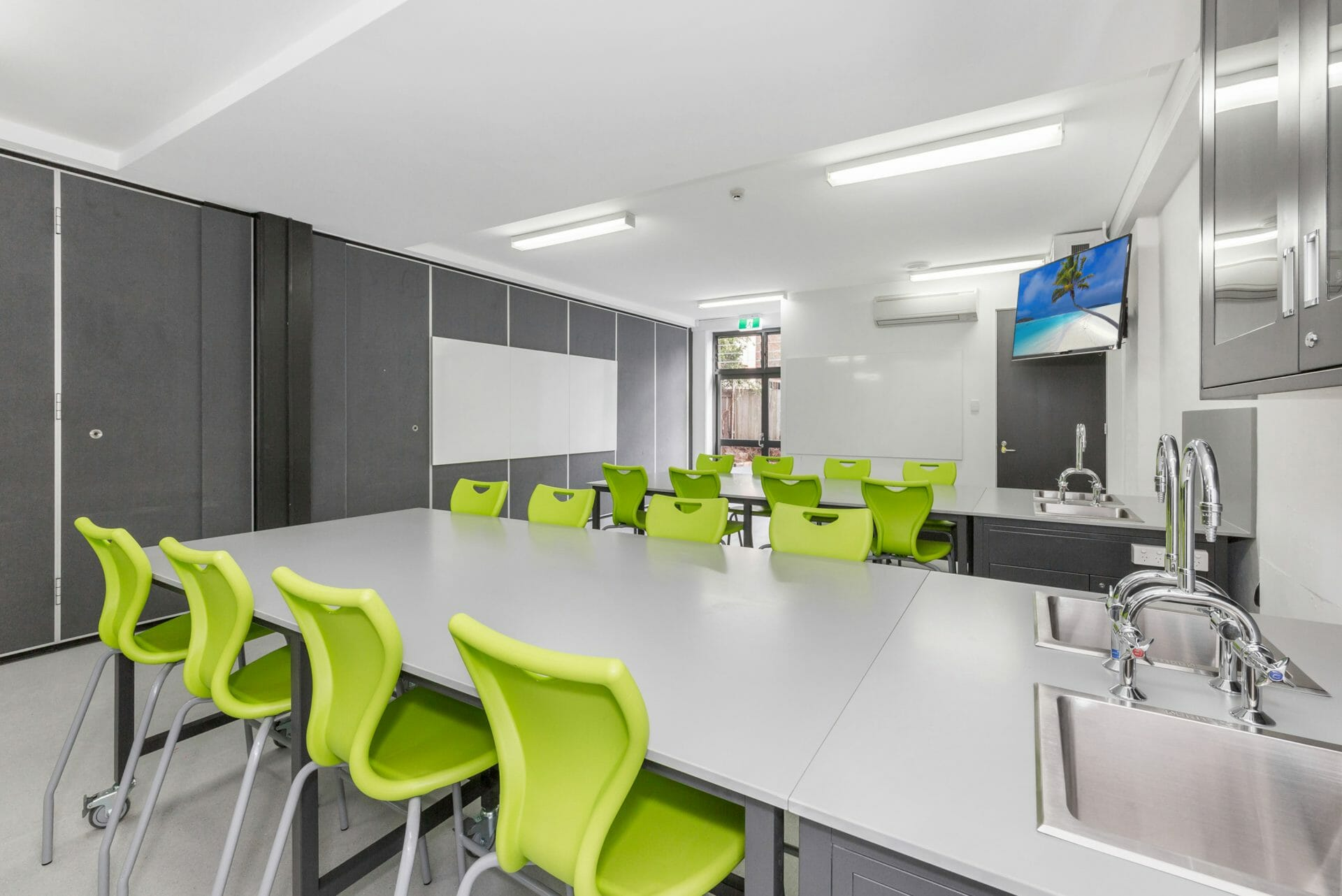 a fitout project for waverly action for youth services