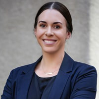 Amanda Merrett, a team member of Sydney Office Fitout Company